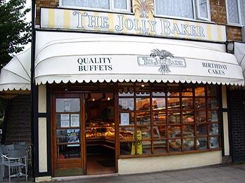 Cake Shop Ashford Middlesex